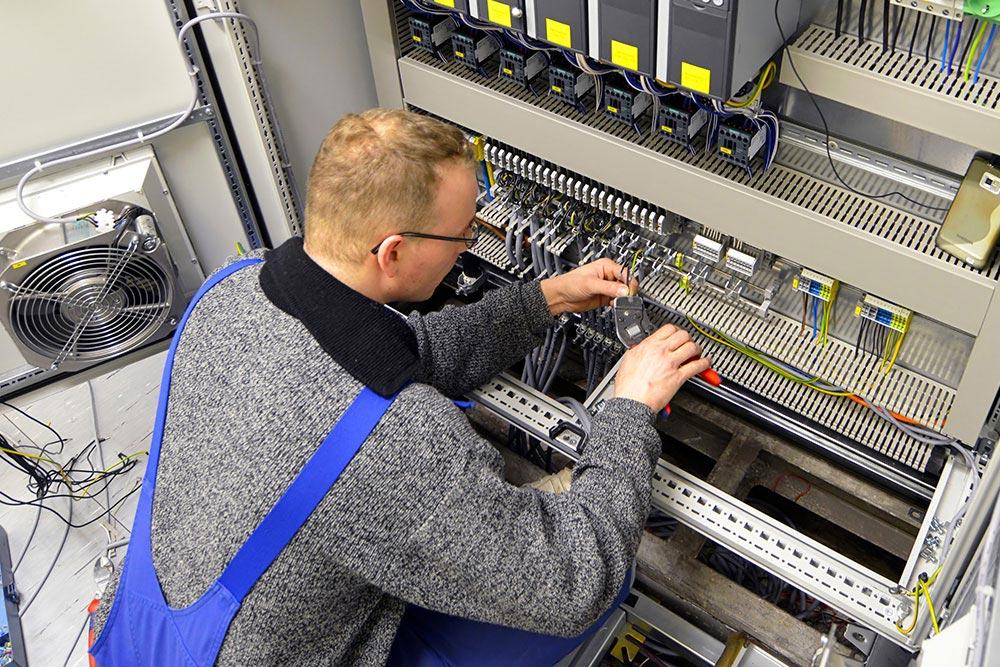 Elektroniker/in Energie- Und Gebäudetechnik